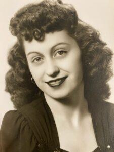 Frances Mary Palmer