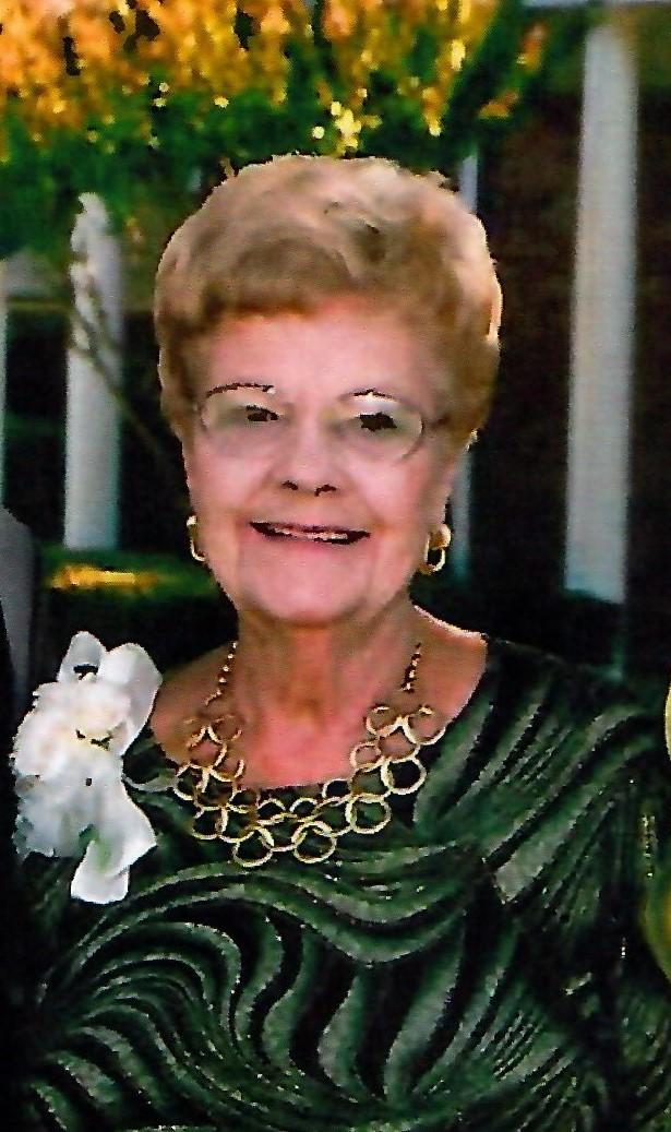 Mary Louise Jones