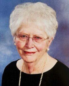 Margaret Ann Powell Thomas
