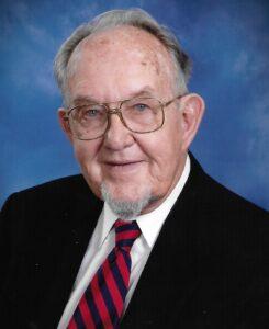 The Rev. Murray W. Travis