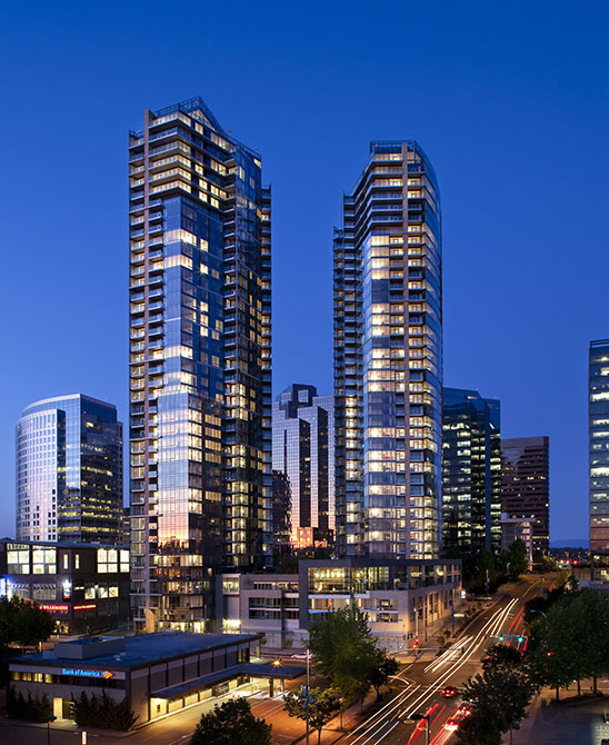 Bellevue Towers Condominiums