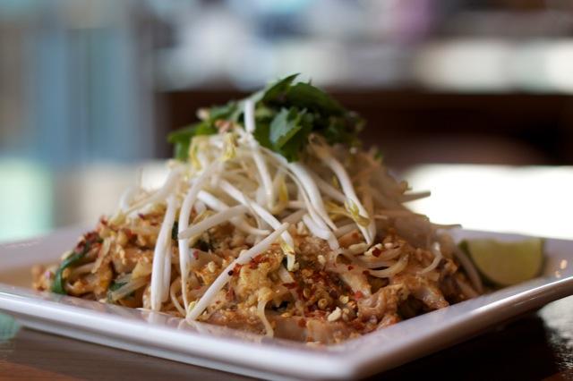 Boom Noodle Bellevue Pad Thai