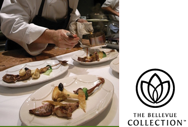 Chefs live at the collection bellevue