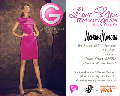 Girl Power Hour Bellevue Neiman Marcus