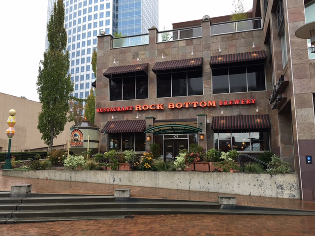 Rock Bottom Brewery Closing