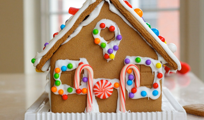 Gingerbread House Bellevue