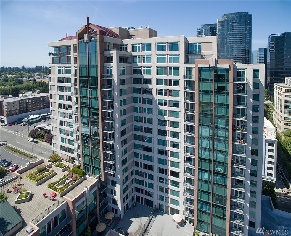 Bellevue Pacific Tower Condominium Building
