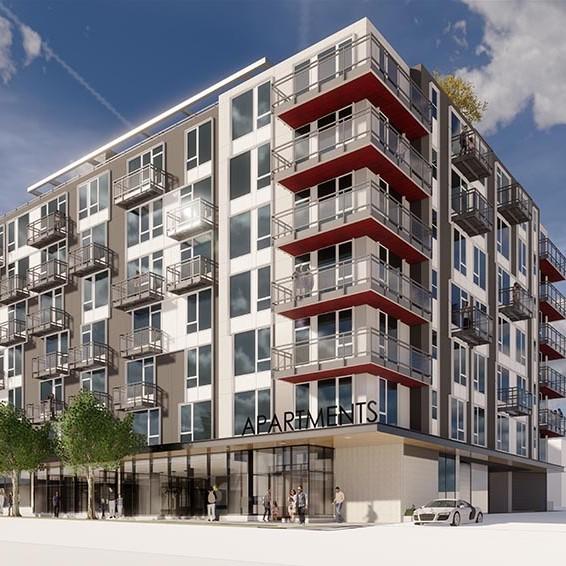 Bellevue 10 Apartment Building