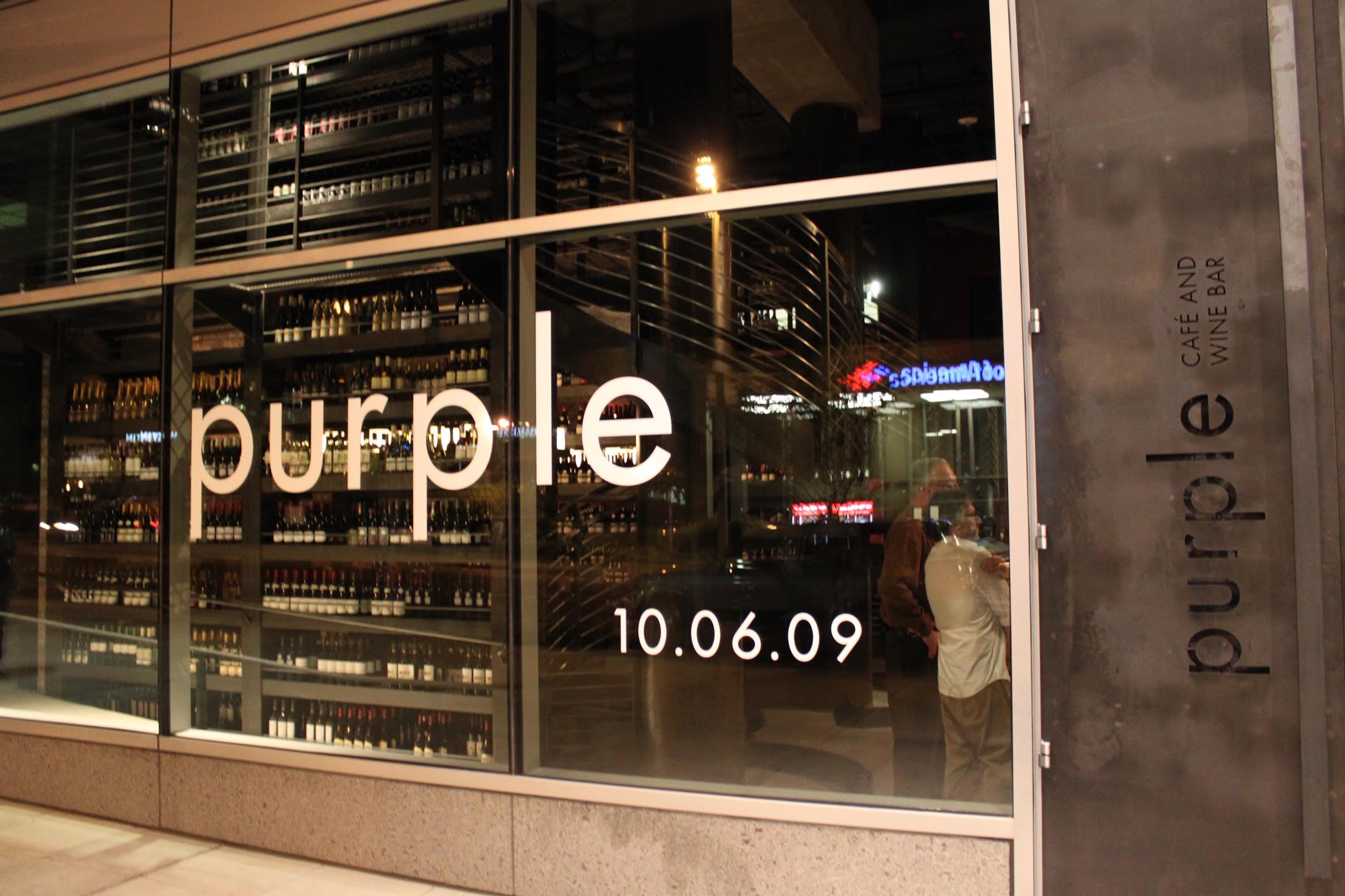 Purple Cafe, Lot No 3, Cast Iron Studios Close in Bellevue
