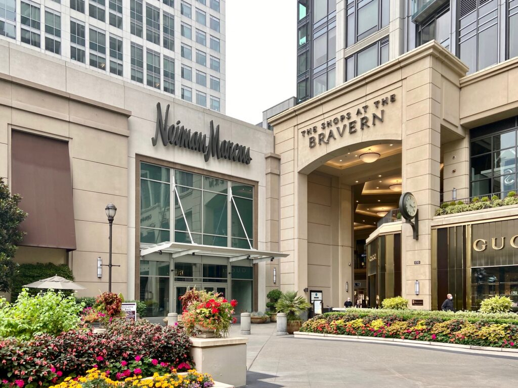 Neiman Marcus Bellevue at The Bravern Now Closed