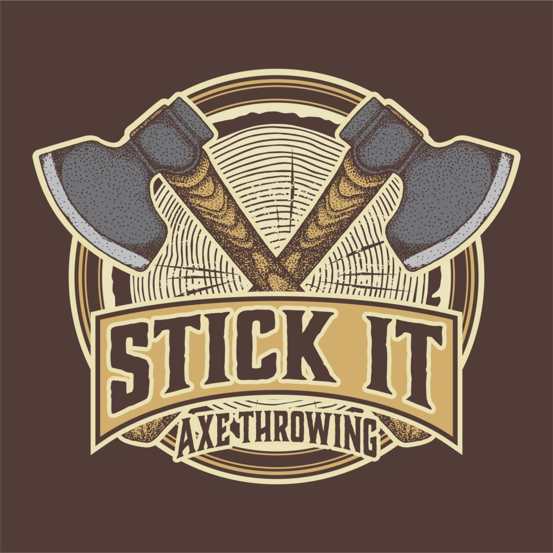 Stick It axe throwing
