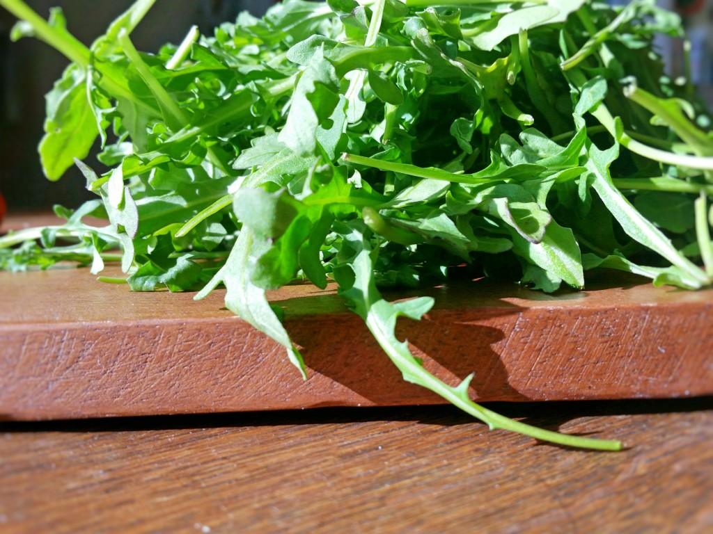 Clovers & Kale - Pesto - Arugula - Recipe