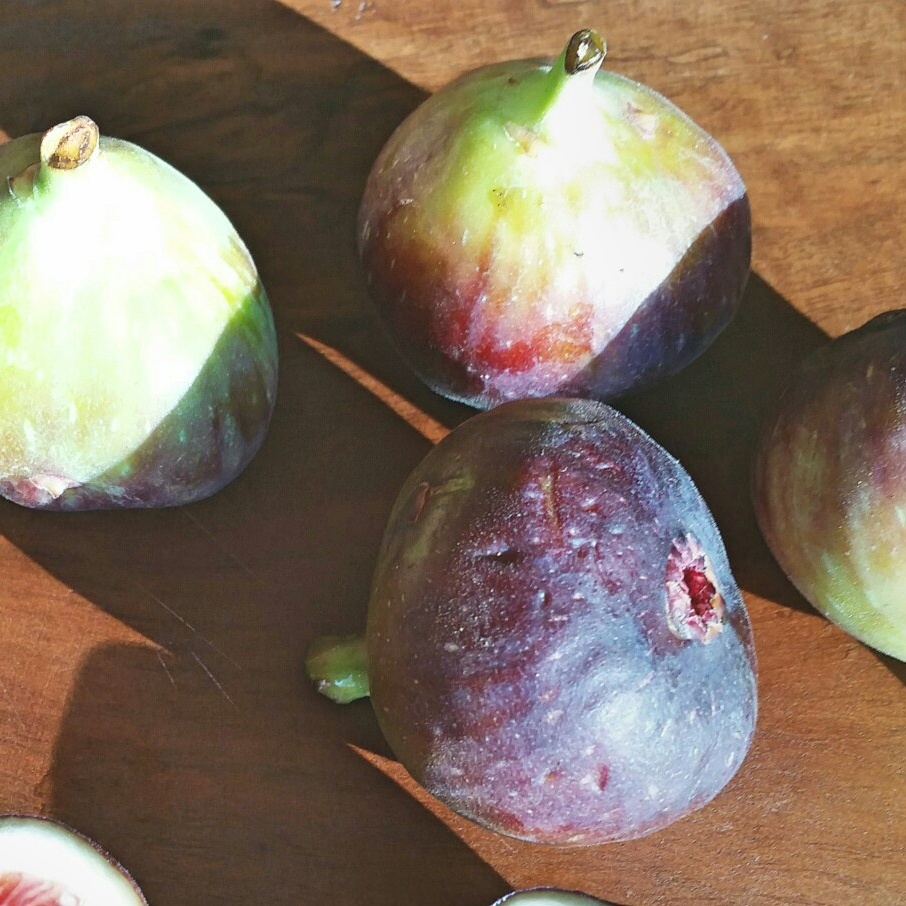 Fig Yogurt - Clovers & Kale