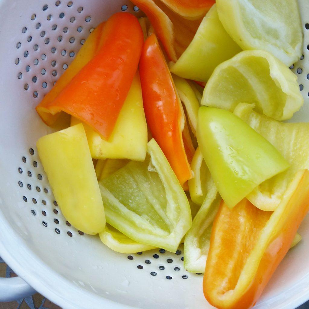 Farm Fresh - Gypsy Peppers - Clovers & Kale