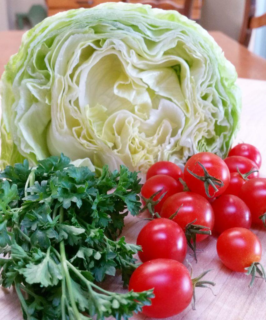 clovers-kale-wedge-salad-iceburg-tomatoes-parsley