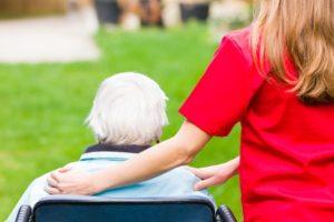 three: Why a caregiver