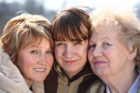 generations of caregiving