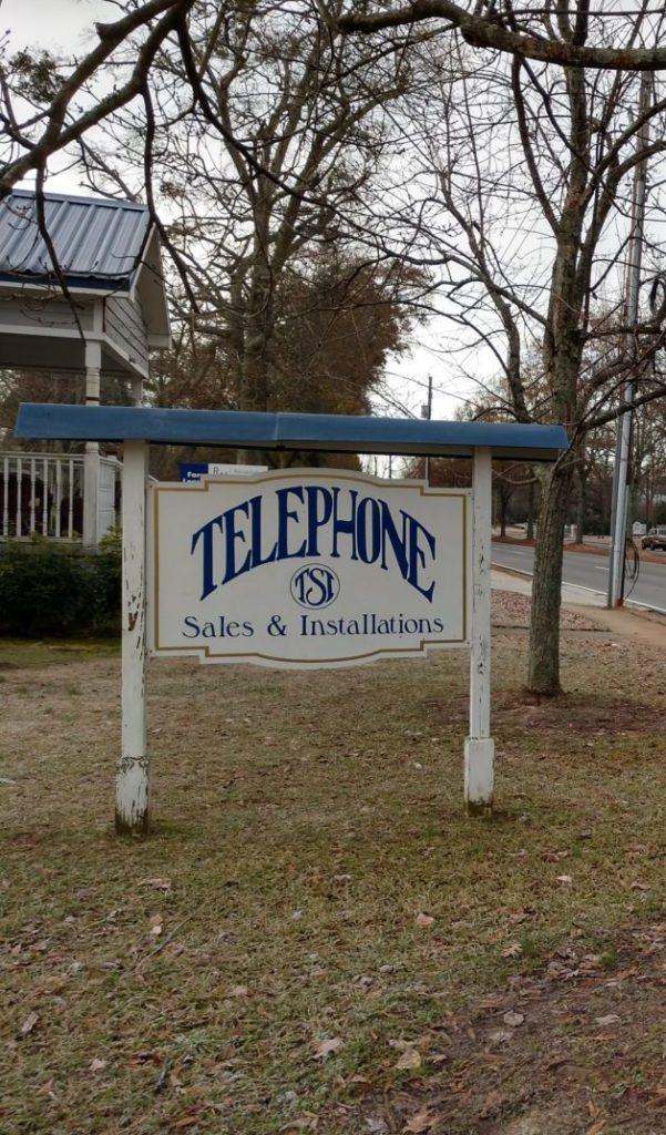 Telephone Sales & Installation