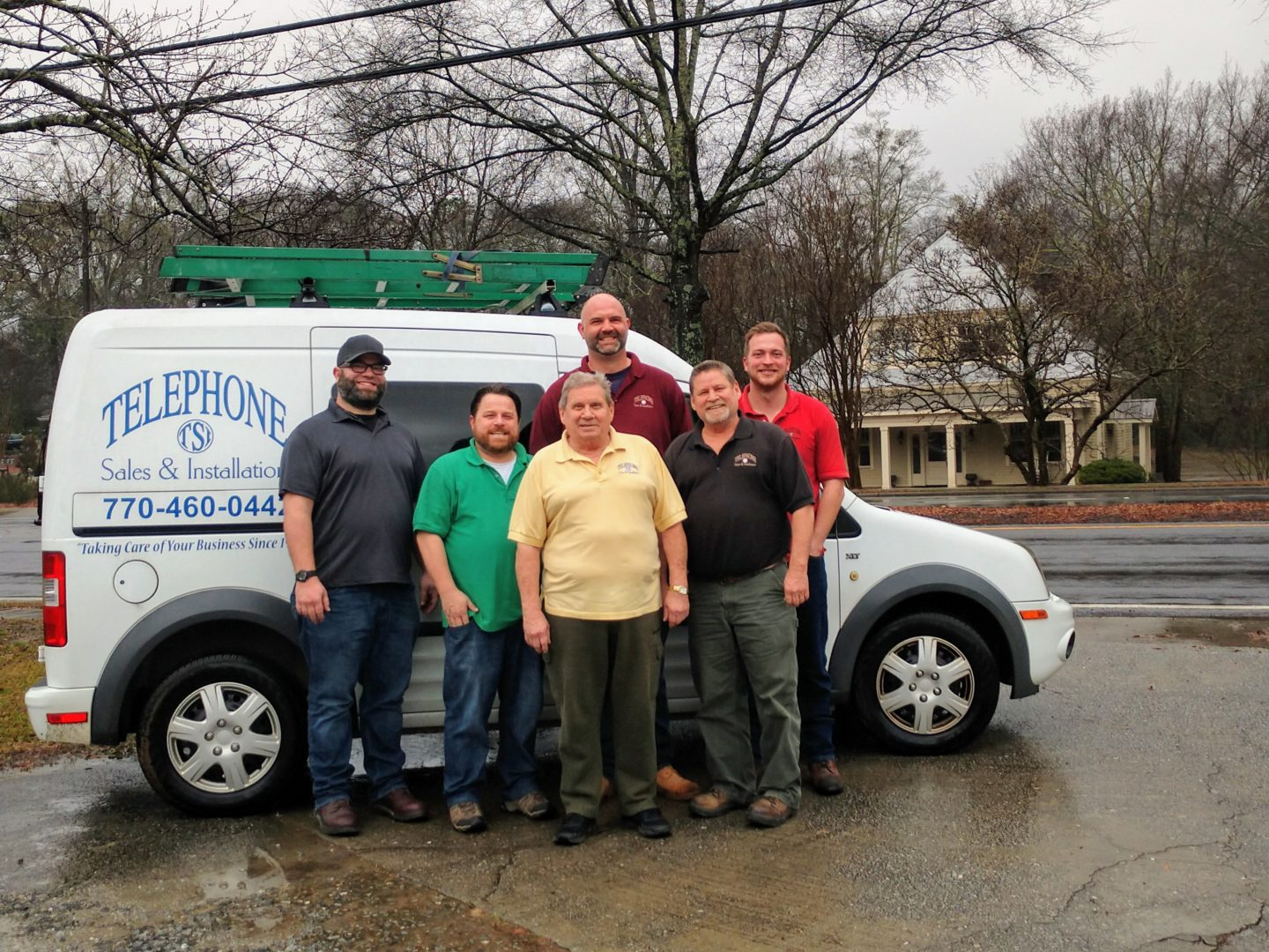 Your Telephone Sales & Installation Team