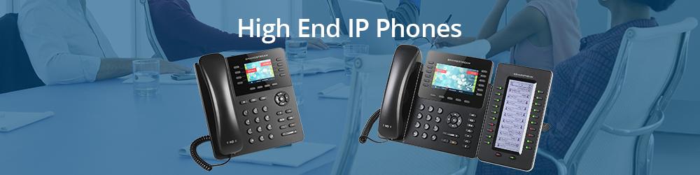 High End IP Phones