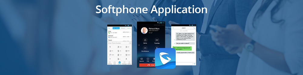 Softphone Application