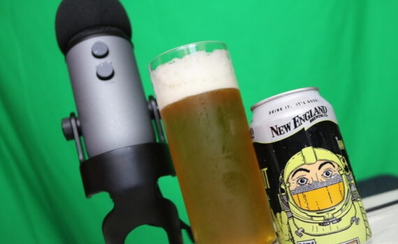 supernate beer on bois and bar talk podcast