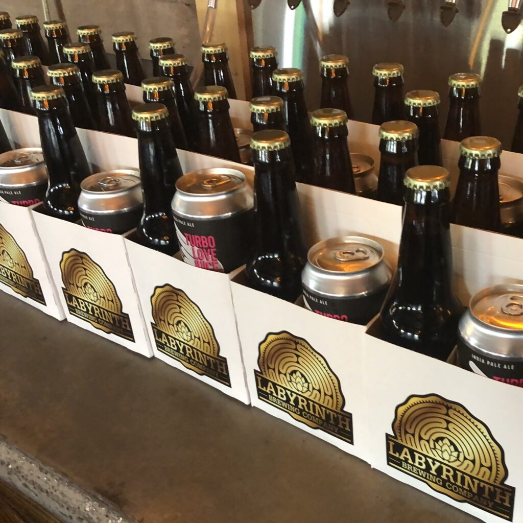 craft beer four pack