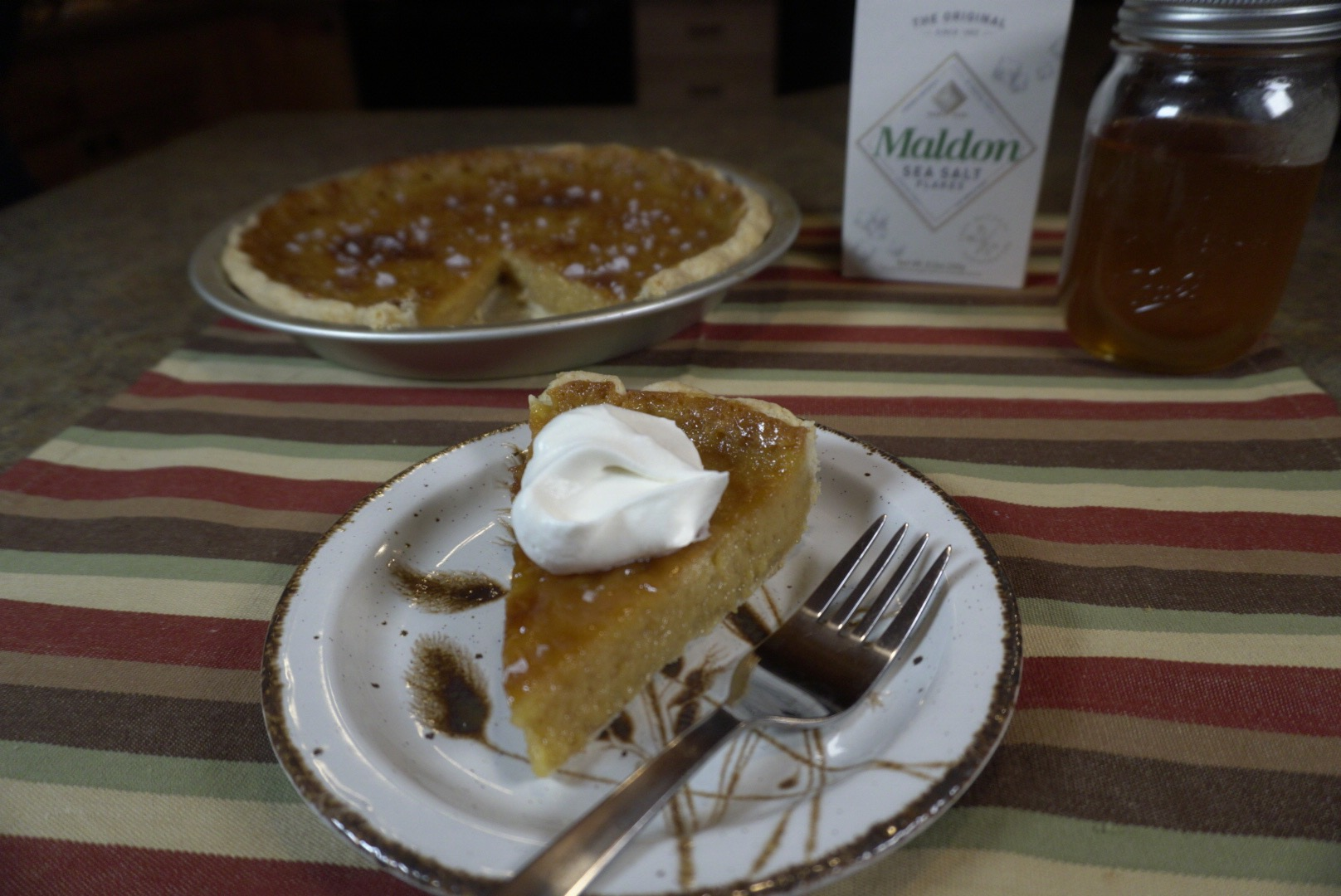Salted Honey Pie Thumbnail