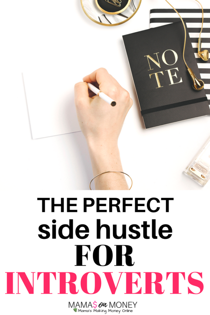 The perfect side hustle for introverts