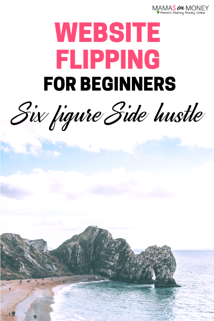 Website Flipping for Beginners
