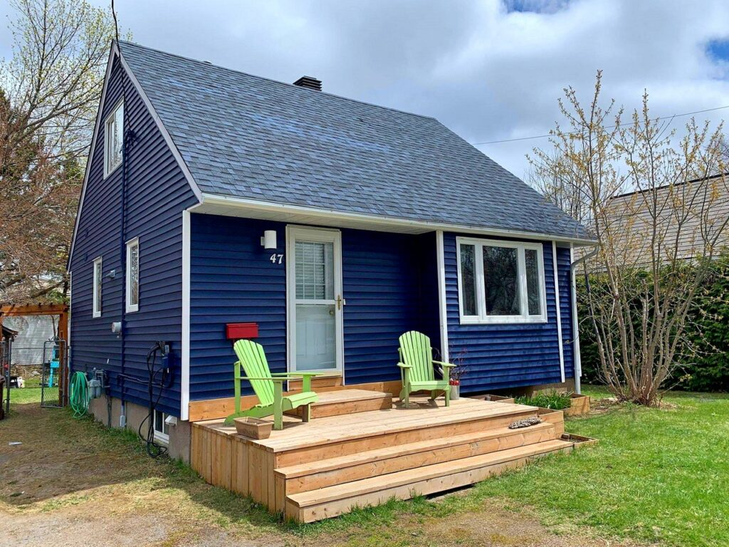 House and Deck Staining Ottawa - BMS Painting