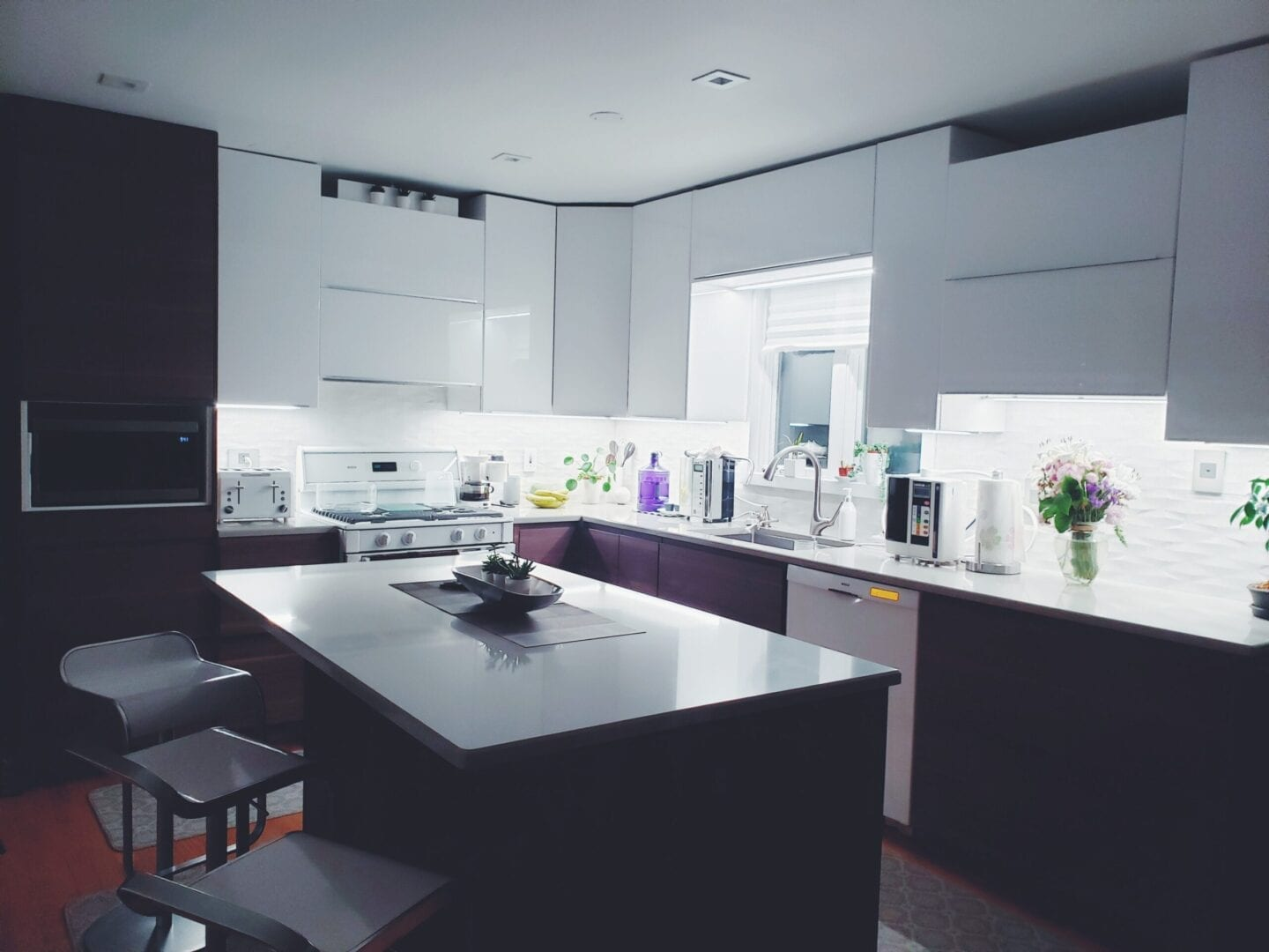 Twin Cities Smart Home Kitchen