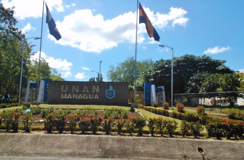 Universidad pública en Nicaragua
