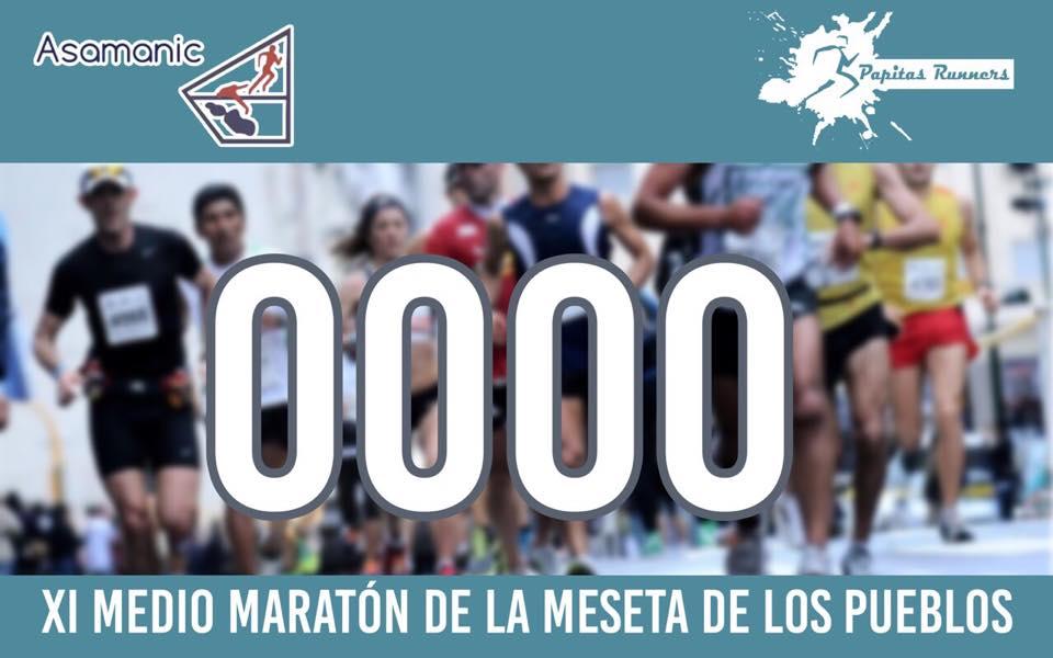 VI Edición de Medio Maratón Meseta de los Pueblos