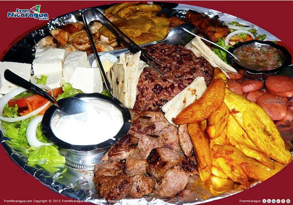 Las Comidas Tipicas de Nicaragua