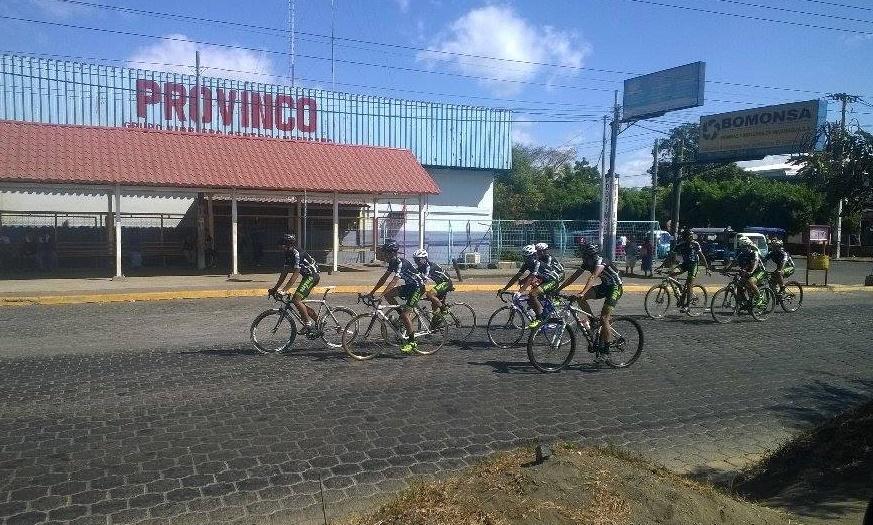 El Ciclismo en Nicaragua