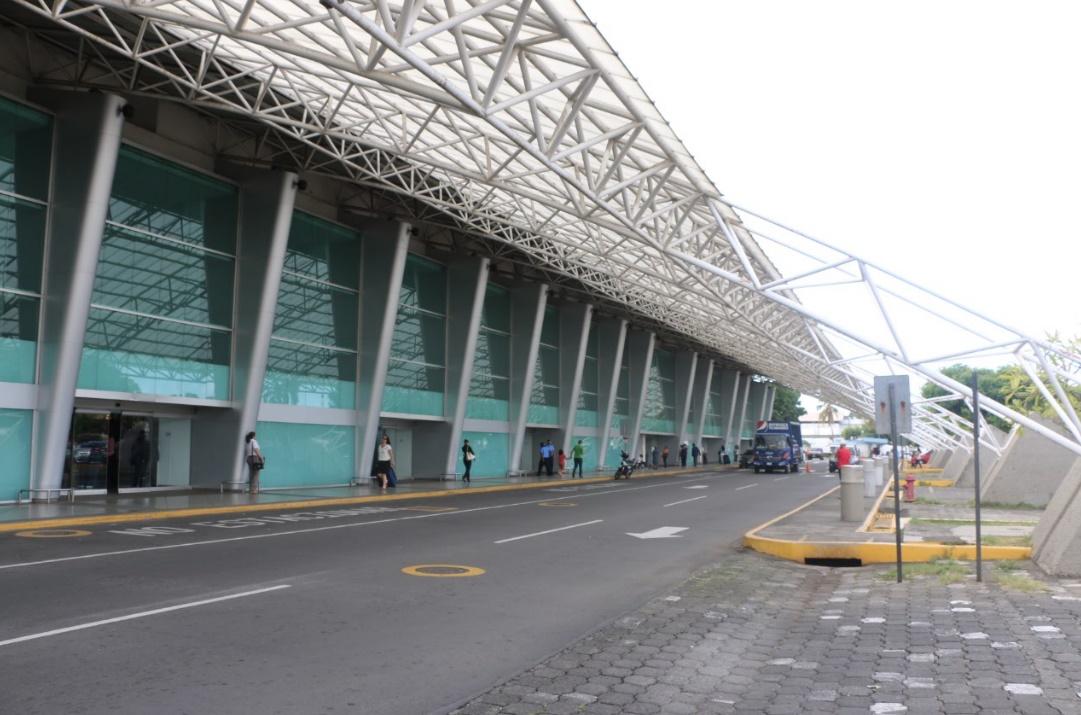 ¿Cuántos vuelos llegan por semana a Nicaragua desde USA 2021?