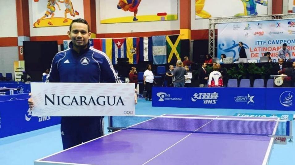 Mario Alvarez en el US Open de Tenis