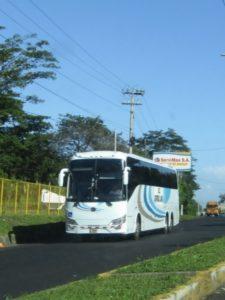 La Carreteras en Nicaragua