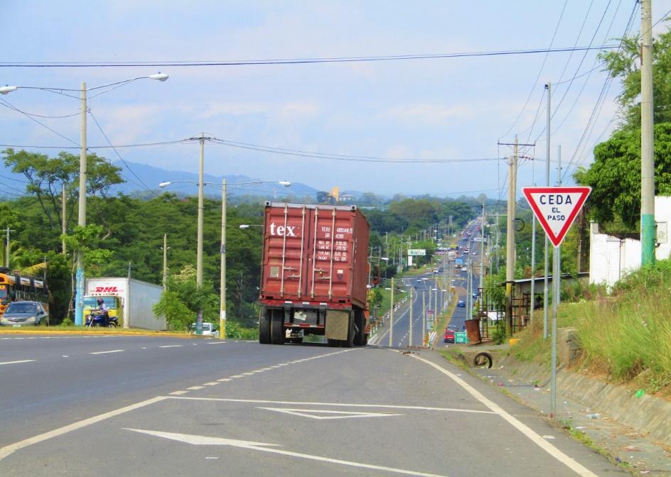 Nuevas inversiones en las carreteras de Nicaragua