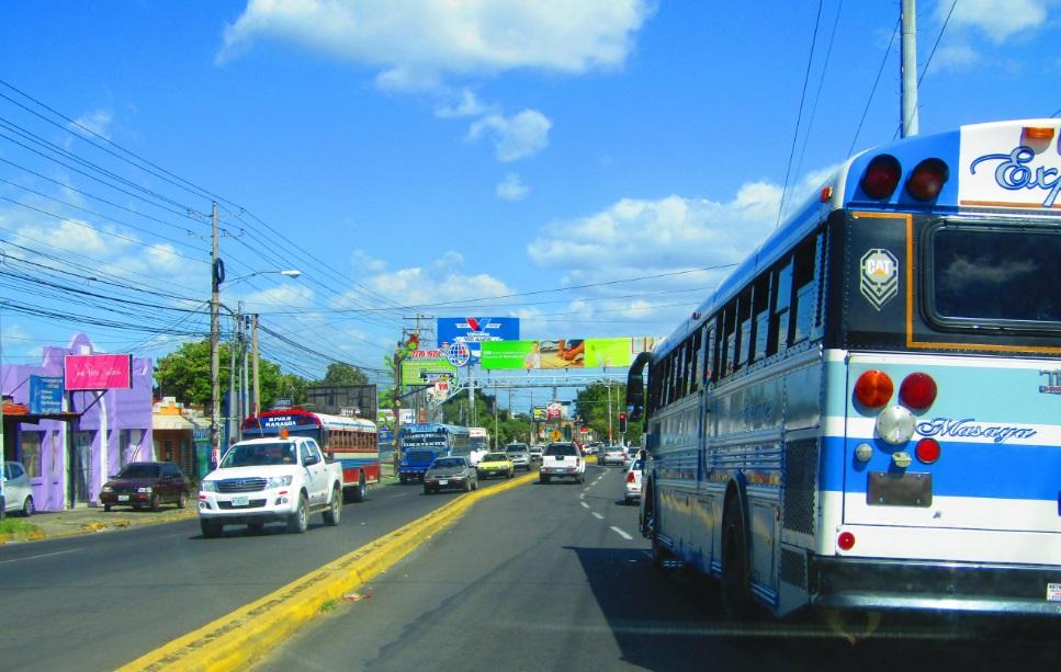 Nicaragua consigue préstamo de Banco Mundial para desarrollo vial en Managua
