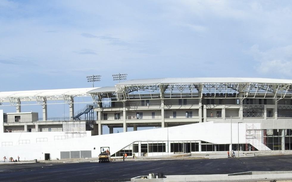 Todo sobre el nuevo Estádio Nacional de Béisbol en Managua