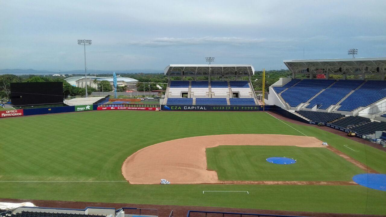 Todo sobre el nuevo Estadio Nacional de Béisbol en Nicaragua
