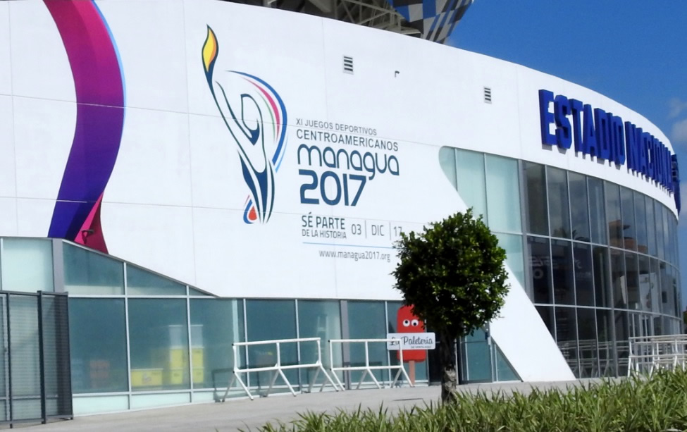 Juegos Deportivos Centroamericanos 2017 Nicaragua