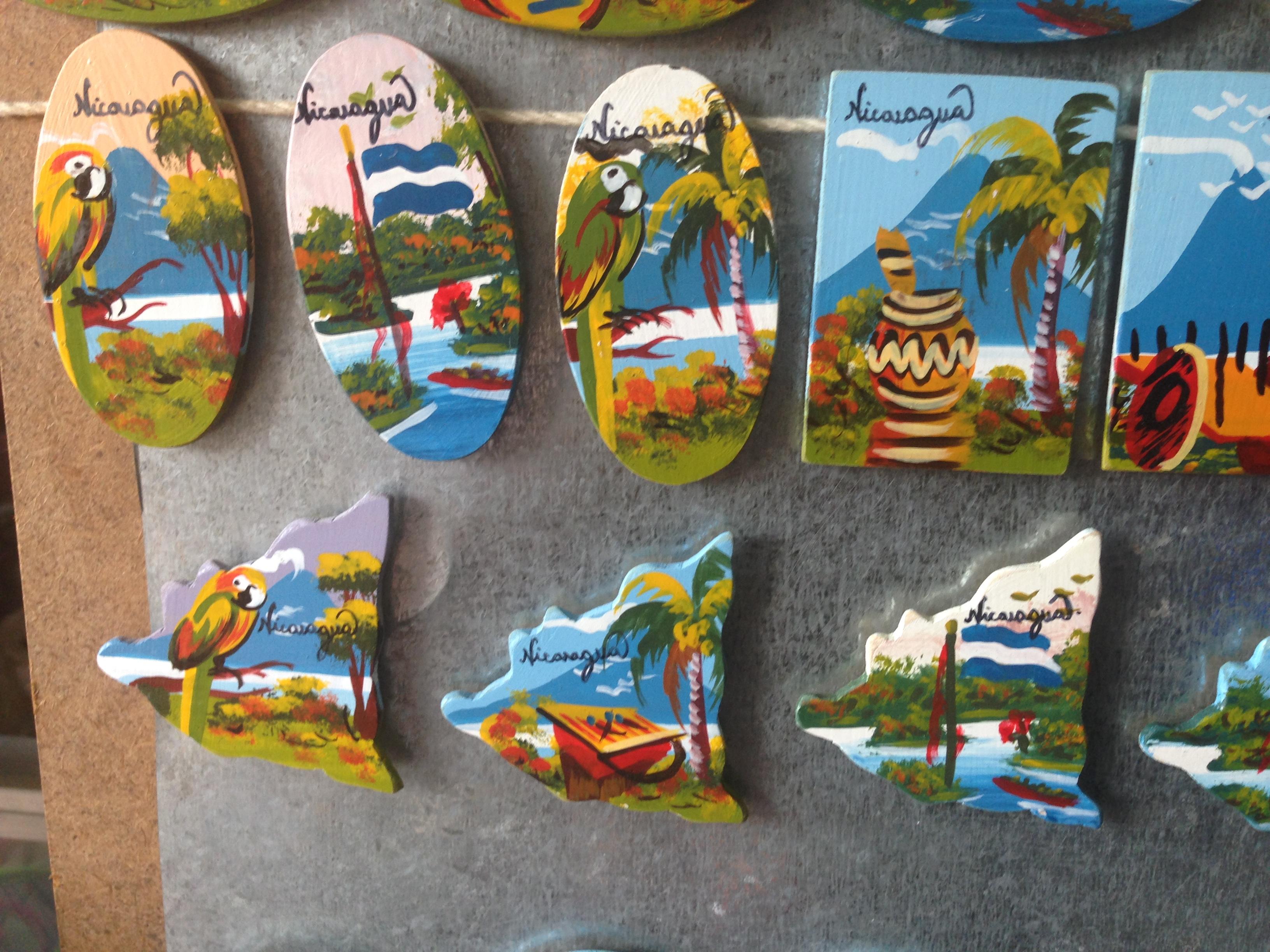 ¿Dónde comprar artesanía típica en Masaya?
