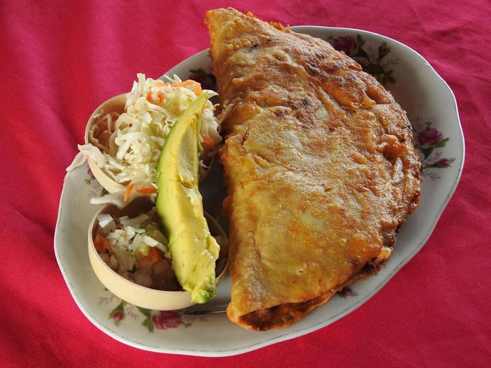 Enchiladas Nicaragüenses receta original