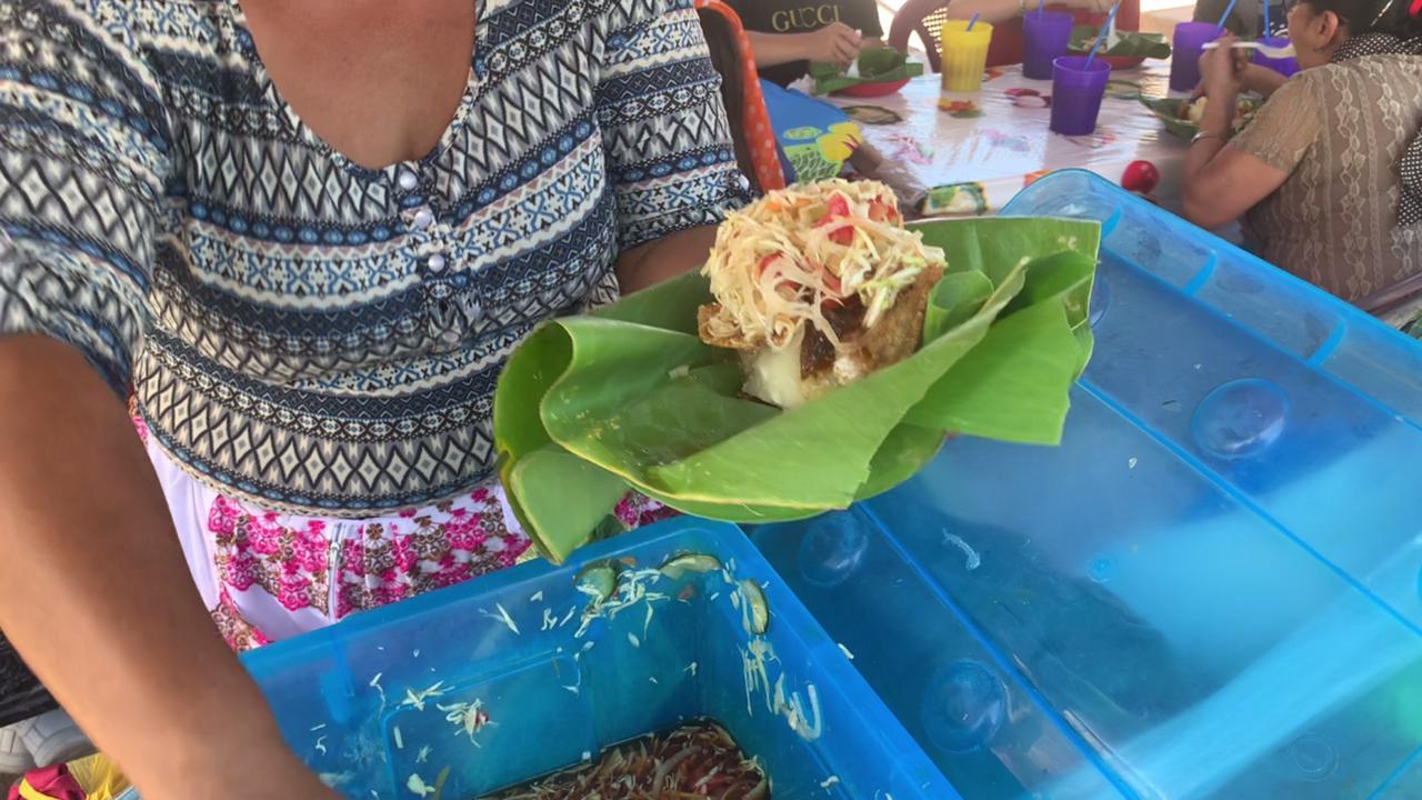 ¿Dónde comer vigoron en Granada Nicaragua?