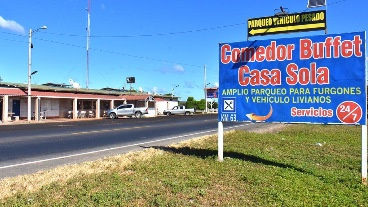 Comedor Buffet Casa Sola km 63 carretera Norte