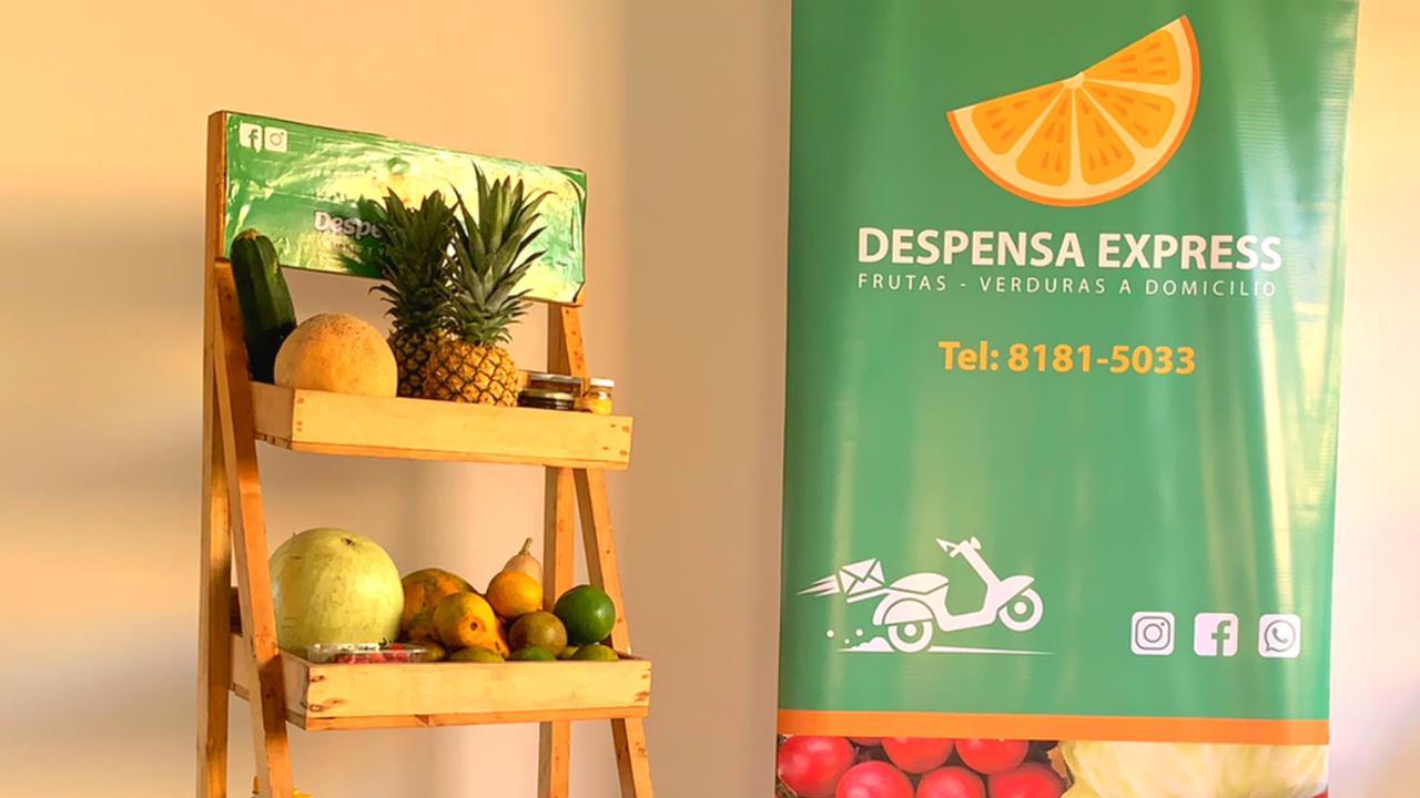 Despensa Express frutas y verduras a domicilio en Managua
