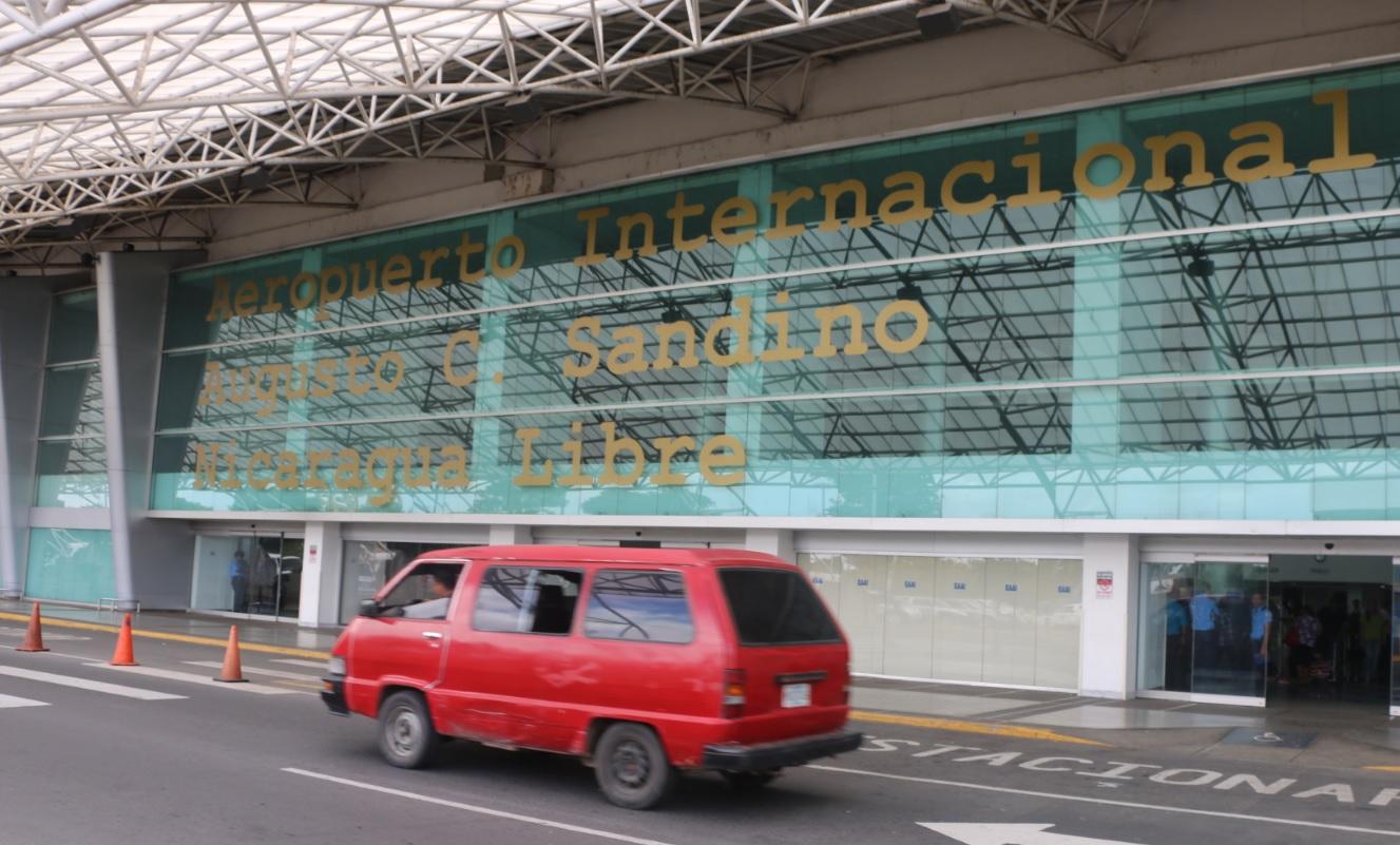 Llegando a Managua después de muchos años en el extranjero